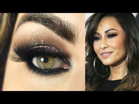 Maquiagem inspirada na Sabrina Sato