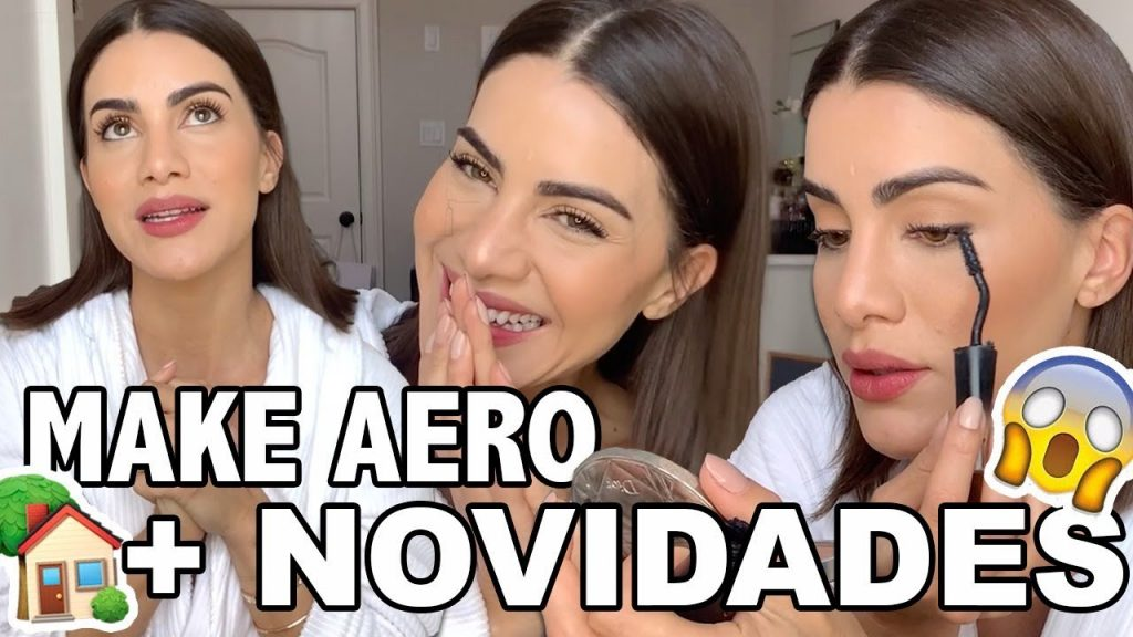 Make Aero + BATE PAPO!