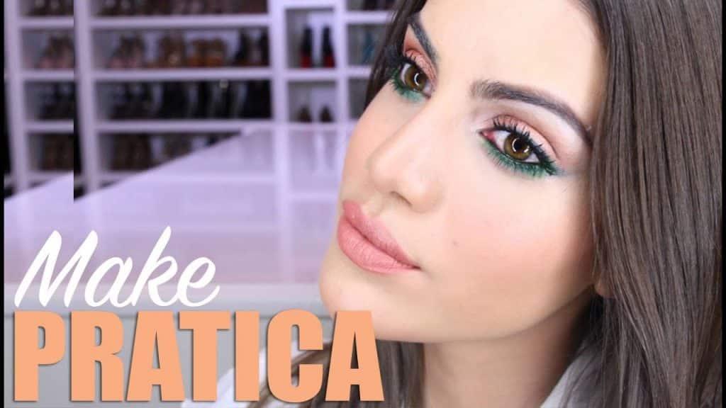 Maquiagem Prática usando Natura Una!