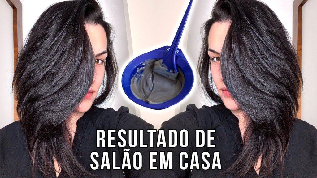 COMO FAZER BANHO DE BRILHO COM TINTA EM CASA E SEM ÁGUA OXIGENADA