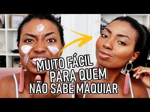 MAKE BASIQUINHA PARA O VERÃO 🔥 Camila Nunes