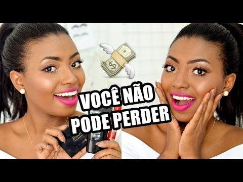 COMPRE MAQUIAGEM COM SUPER DESCONTO por Camila Nunes