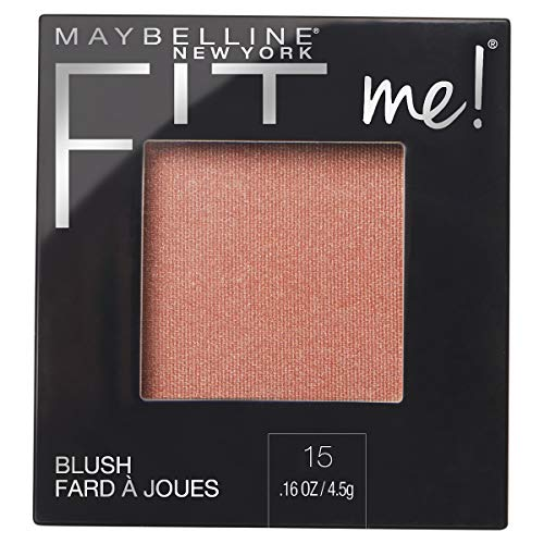 Blush Maybelline New York Fit Me, Nude, 0,16 fl. oz.