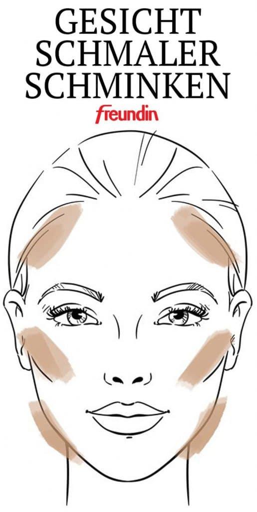 Como faço para tornar meu rosto mais fino?