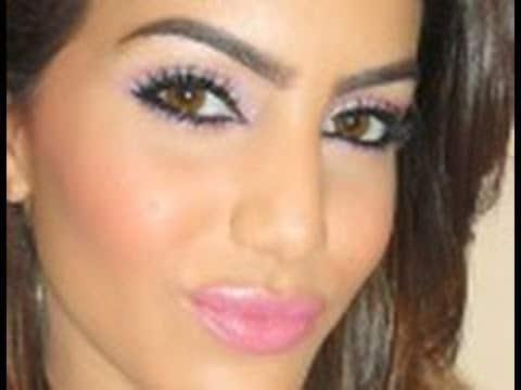 Maquiagem Rapida e Pratica para o NATAL