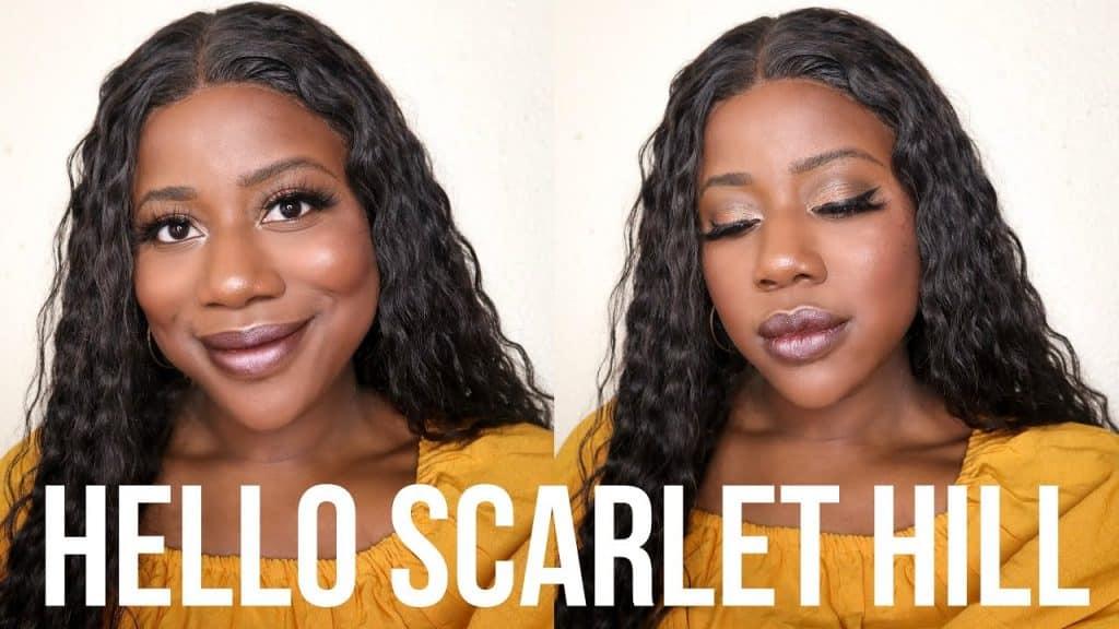 MR PREÇO FAZ MAQUIAGEM? SCARLET HILL PRIMEIRAS IMPRESSÕES   Blogger de beleza da África do Sul