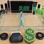 Black Friday - Misturando Sombra de Maquiagem no Slime ASMR 253 - Vídeo Satisfatório do Slime