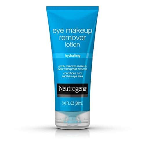 Neutrogena Loção Hidratante Removedor de Maquiagem para os Olhos, 3 Oz.