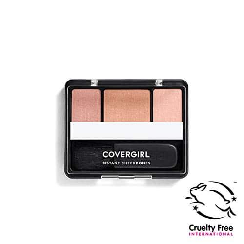 COVERGIRL maçãs do rosto instantâneas contorno blush sofisticado zibelina 240, 0,29 onça, 1 contagem