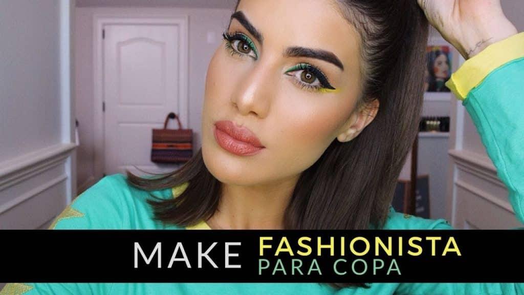 MAKE Fashionista Pra COPA 2018!