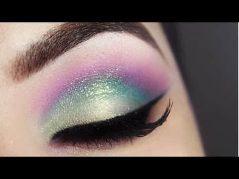 Maquiagem Unicórnio Candy Color - Makeup Tutorial fofo para o Carnaval