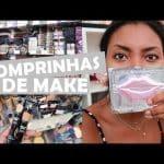 FAZENDO COMPRINHAS DE MAKE BARATINHAS Camila Nunes