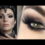 Makeup - Regina Evil Queen de Once Upon a Time