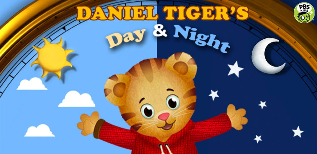 Dia e noite de Daniel Tiger