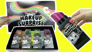 Poopsie Slime Rainbow Surprise Maquiagem Surpresa Unboxing! DIY Unicorn Slime | Toy Caboodle