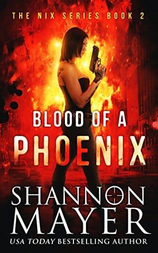 Sangue de uma Fênix (Livro 2 da Série Nix)