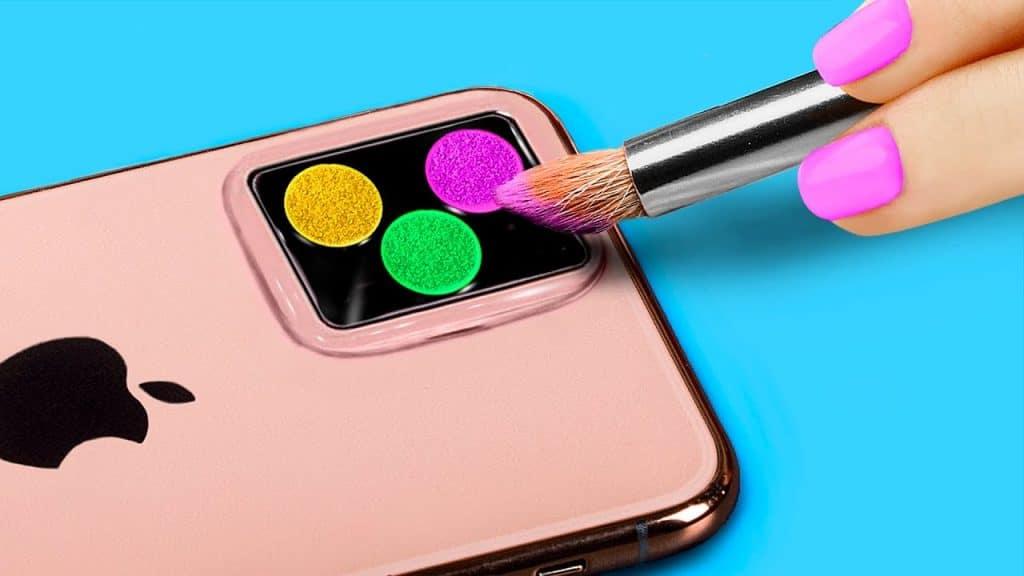 8 DIY maquiagem estranha idéias / brincadeiras engraçadas!