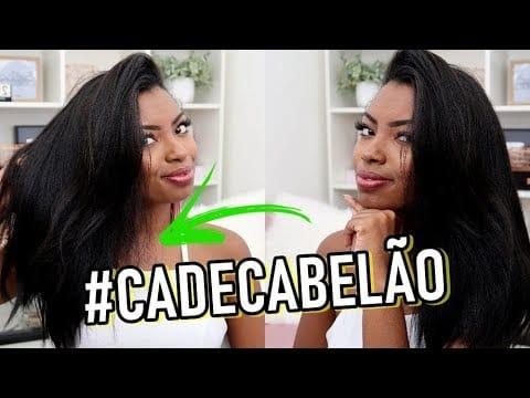 ERROS QUE IMPEDEM O CABELO ALISADO DE CRESCER Camila Nunes