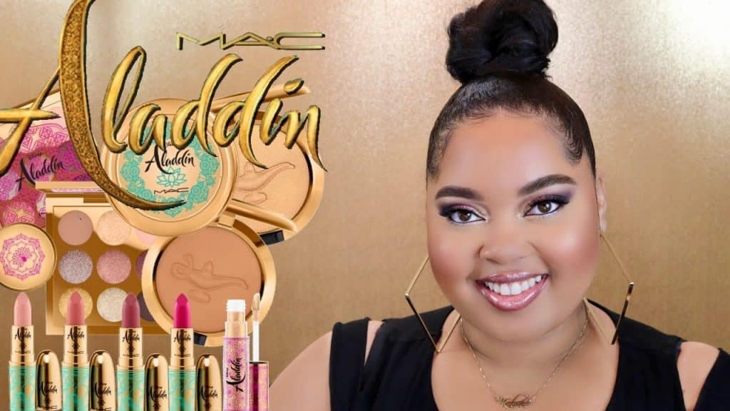 MAC x Aladdin Collection | Review + Tutorial