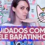 SUPER LISTA DE PRODUTOS BARATINHOS PARA CUIDAR DA PELE - Karen Bachini
