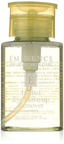 Eminência Herbal Eye Removedor de maquiagem, 5,07 Onça