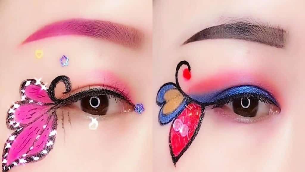 Maquiagem Dos Olhos Bonita Tutorial Compilação ♥ 2019 ♥ Parte 42