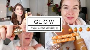 Avon Anew Vitamin C Collection 2019 Review | AD