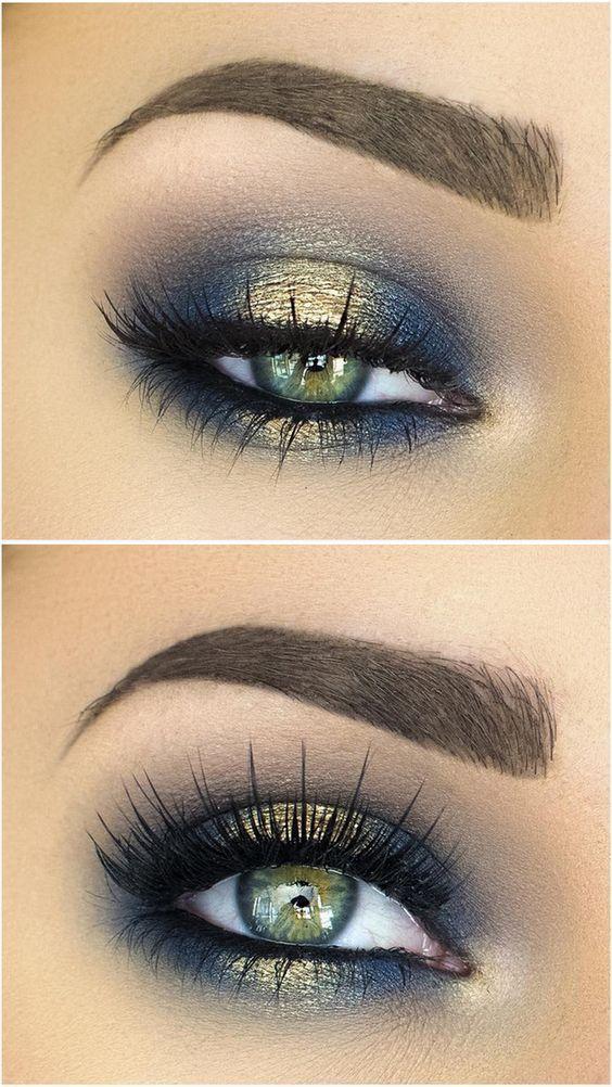 15 Killer Makeup está procurando por olhos verdes