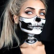 Resultado de imagem para maquiagem halloween