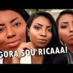 MAKE CARA DE RICA COM PRODUOS BARATINHOS Camila Nunes