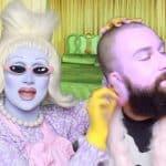 Eu fiz a maquiagem dos meus namorados - Conheça o Sr. Birch