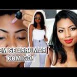 SE ARRUME COMIGO MAKE E LOOK Camila Nunes
