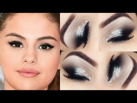 Maquiagem Festiva para Adolescentes - Makeup Tutorial Selena Gomez MET 2016