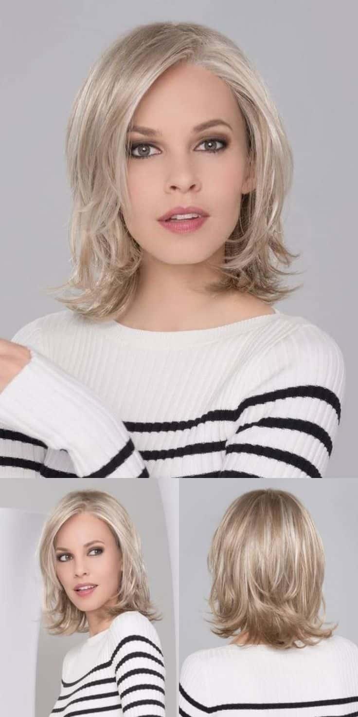 Bem na foto: +17 Cortes de cabelo médio para senhoras