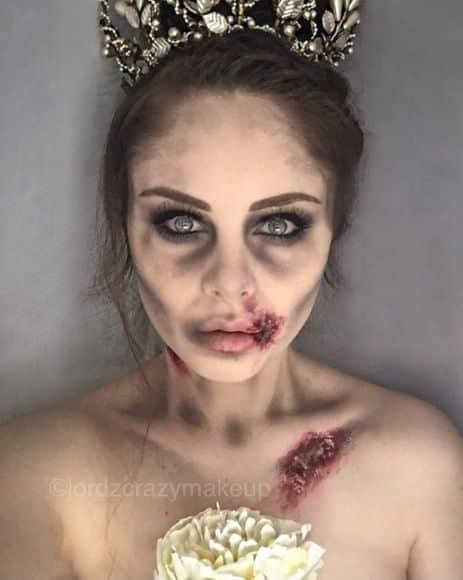 Estes são os 6 looks de maquiagem de Halloween mais populares no Pinterest