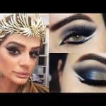 Makeup Tutorial Egípcia - Maquiagem da Thassia Naves no Baile da Vogue de Carnaval