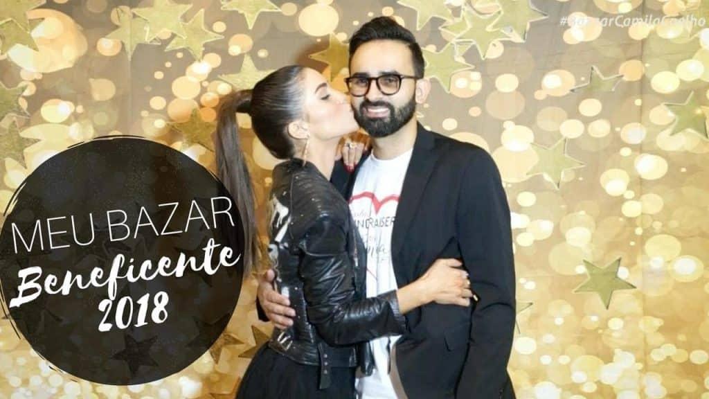 Meu Bazar Beneficente 2018!