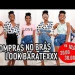 COMPRINHAS DE LOOK NO BRÁS Camila Nunes