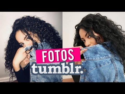 IMITANDO FOTOS TUMBLR DE CACHEADAS 📸 Camila Nunes