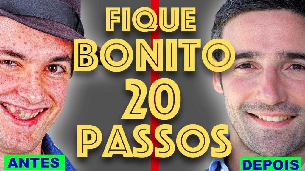 COMO FICAR MAIS BONITO AGORA! (PLANO COM 20 DICAS DE CUIDADOS MASCULINOS CASEIROS).