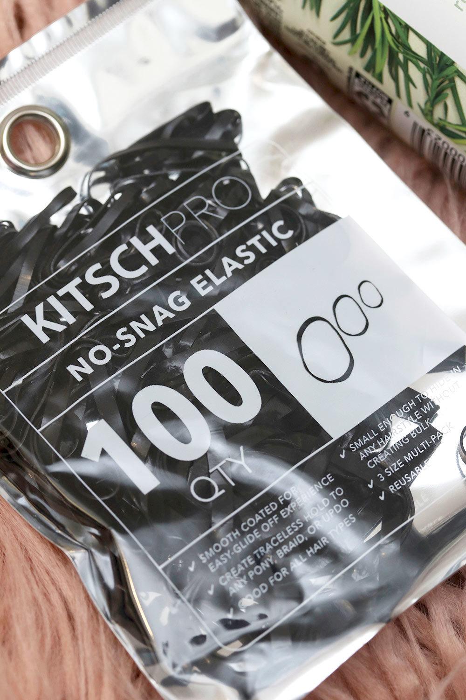 kitsch sem senão elásticos