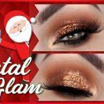 MAQUIAGEM BARATINHA DE NATAL - Christmas Makeup Tutorial