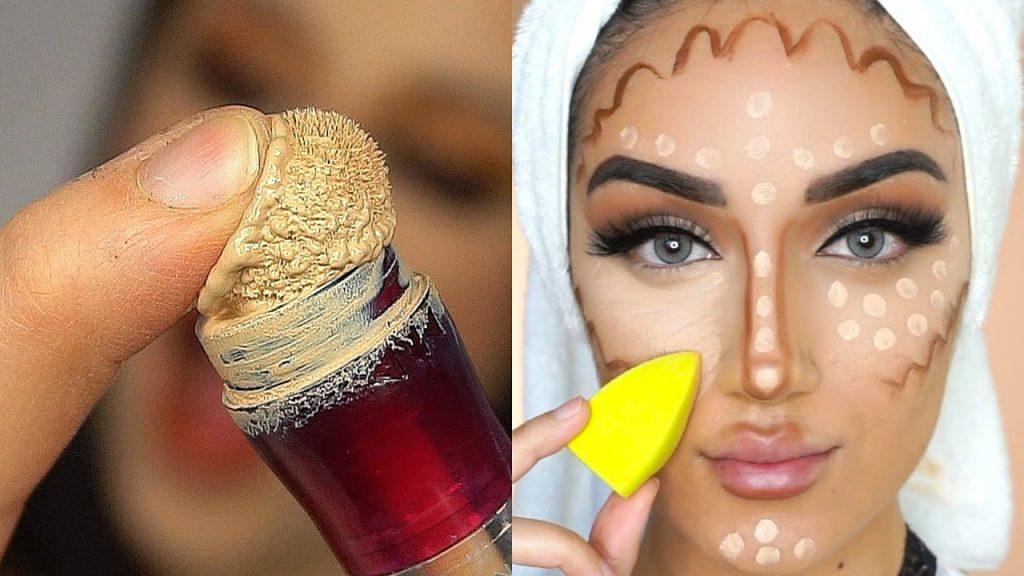 Melhores transformações de maquiagem 2020 | Nova compilação de tutoriais de maquiagem