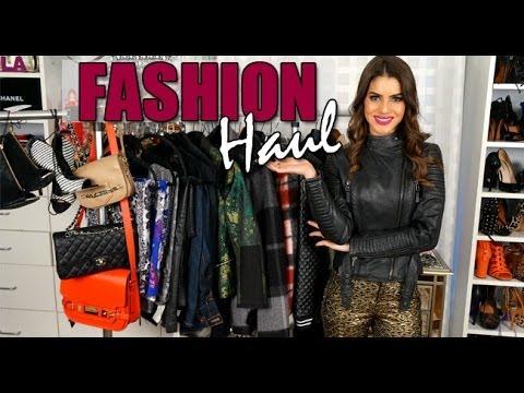 Fashion Haul: Compras de fim de inverno
