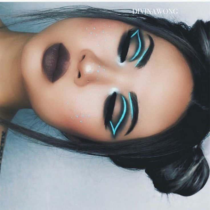 Isso é tão fofo!  #maquiagem #makeup #makeup #makeup #makeup #makepassoapasso