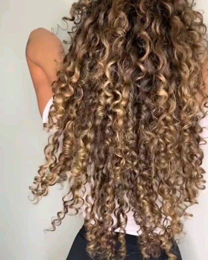 Crazy Blonde Curly Hairstyles 2020
