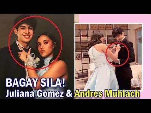 Juliana Gomez at Andres Muhlach Magka DATE sa PROM! PANUORIN!