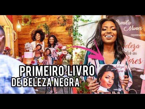 O DIA DO LANÇAMENTO DO MEU LIVRO 😍 Camila Nunes