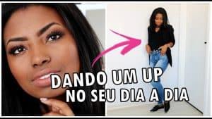 MAKE E LOOK PARA O DIA A DIA DE TRABALHO Camila Nunes