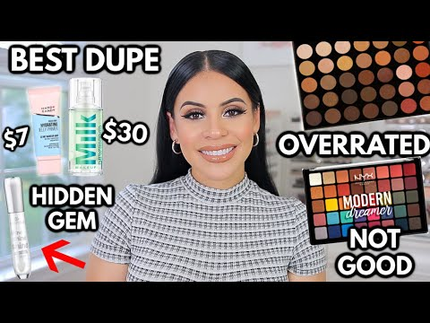VAMOS FALAR MAQUIAGEM DA DRUGSTORE .... The Drugstore Makeup Tag!